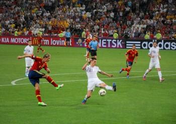 Spain vs France Eurocup 2012 - thephoto.se/ Rodrigo Rivas Ruiz
