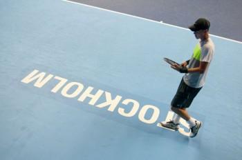 Tomas Berdych vs Mikhail Youzhny - thephoto.se/ Rodrigo Rivas Ruiz