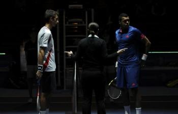 Jo-Wilfried Tsonga vs Sergiy Stakhovsky- thephoto.se/ Rodrigo Rivas Ruiz