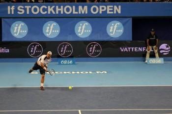 Lleyton Hewitt AUS vs Jarkko Nieminen FIN -thephoto.se/ Rodrigo Rivas Ruiz