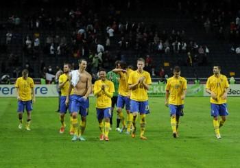 Sweden vs England - Friends Arena Stockholm