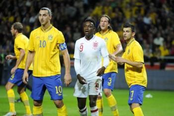 Sweden vs England- thephoto.se/ Rodrigo Rivas Ruiz