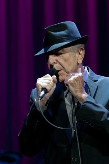 Leonard Cohen - thephoto.se/ Rodrigo Rivas Ruiz