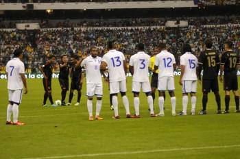 México vs Honduras - thephoto.se/ Rodrigo Rivas Ruiz