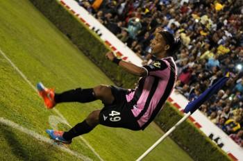 Querétaro vs América - thephoto.se/ Rodrigo Rivas Ruiz