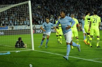 Malmö vs Celtic -thephoto.se/Rodrigo Rivas Ruiz