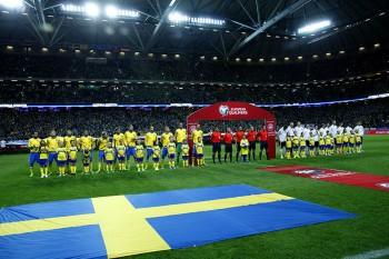 Sweden vs Austria - thehoto.se/Rodrigo Rivas Ruiz