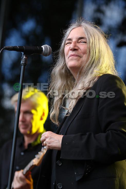 Patti Smith -thephoto.se/ Rodrigo Rivas Ruiz