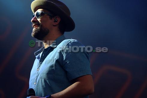 Fat Freddy's Drop - thephoto.se/ Rodrigo Rivas Ruiz