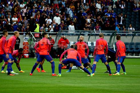 Barca vs Leicester - thephoto.se/Rodrigo Rivas Ruiz
