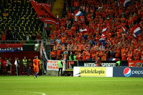 Sweden vs Holland - thephoto.se/ Rodrigo Rivas Ruz