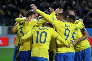 Sweden vs Bulgaria-thephoto.se/Rodrigo Rivas Ruiz