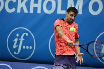 Dimitrov vs Anderson - thephoto.se/Rodrigo Rivas Ruiz