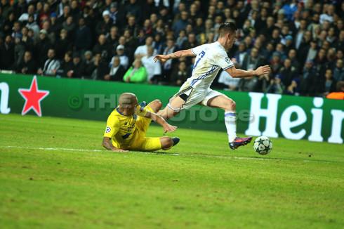 Copenhagen vs Porto - thephoto.se/ Rodrigo Rivas Ruiz