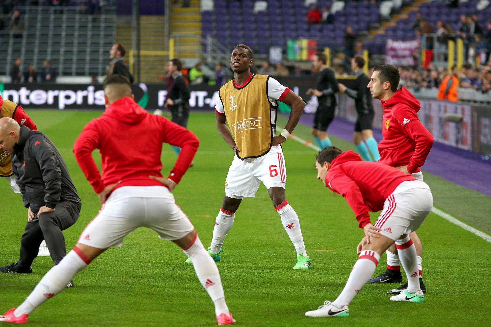 Anderlecht - Man Utd- thephoto.se/ Rodrigo Rivas RuizaAnderlecht - Man Utd- thephoto.se/ Rodrigo Rivas Ruiz