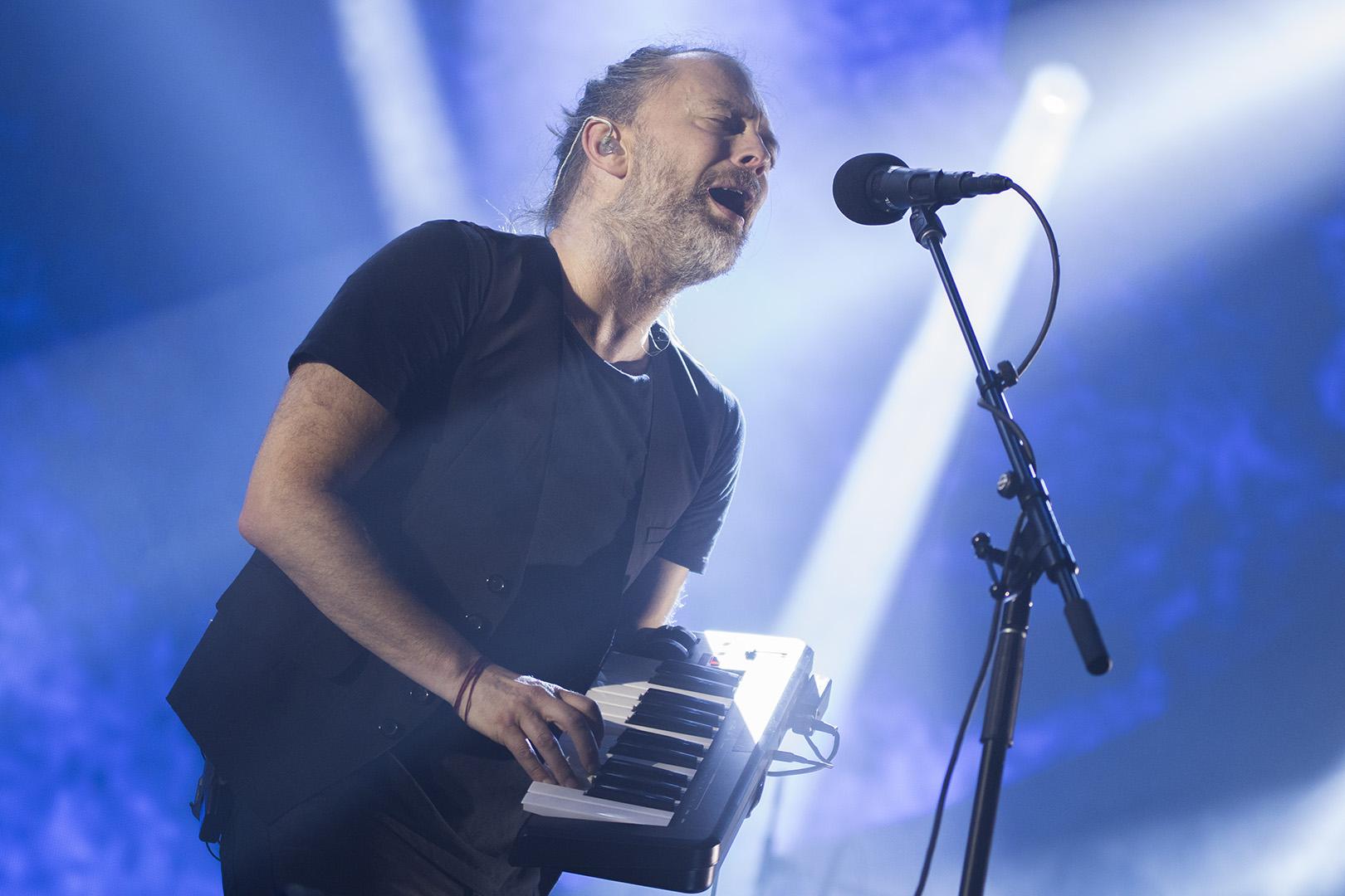 Radiohead - thephoto.se/ Rodrigo Rivas Ruiz