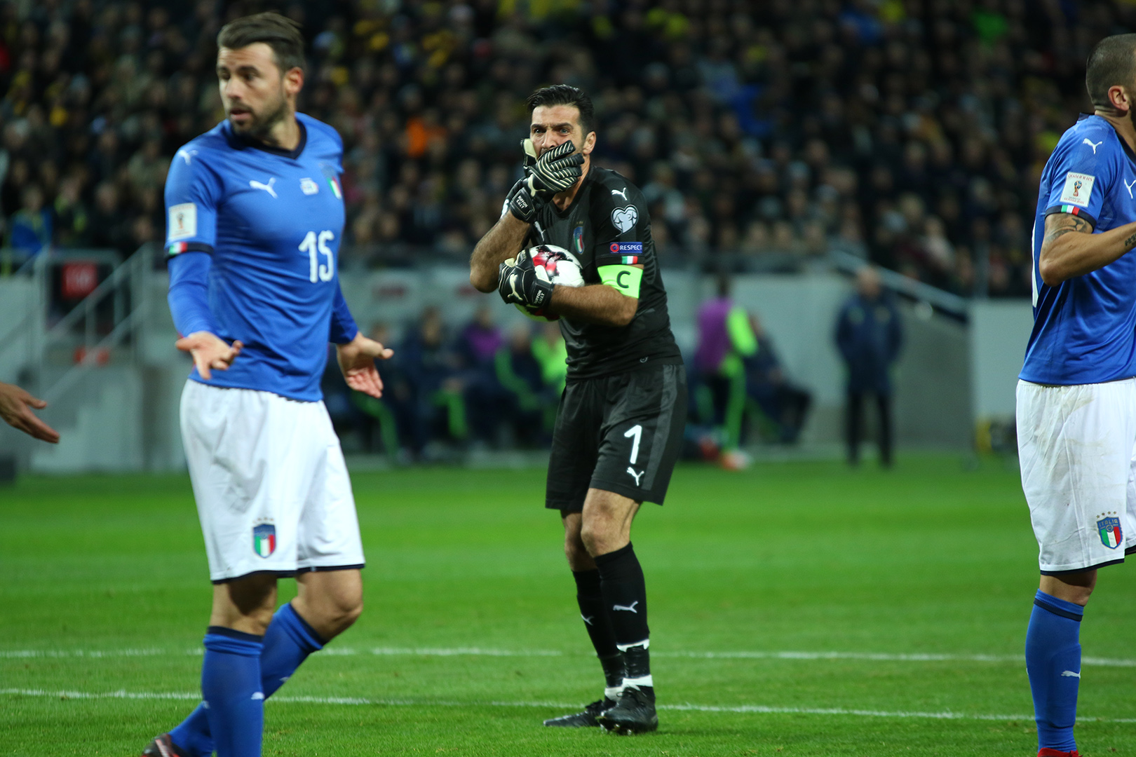Sweden vs Italy -Rodrigo Rivas Ruiz