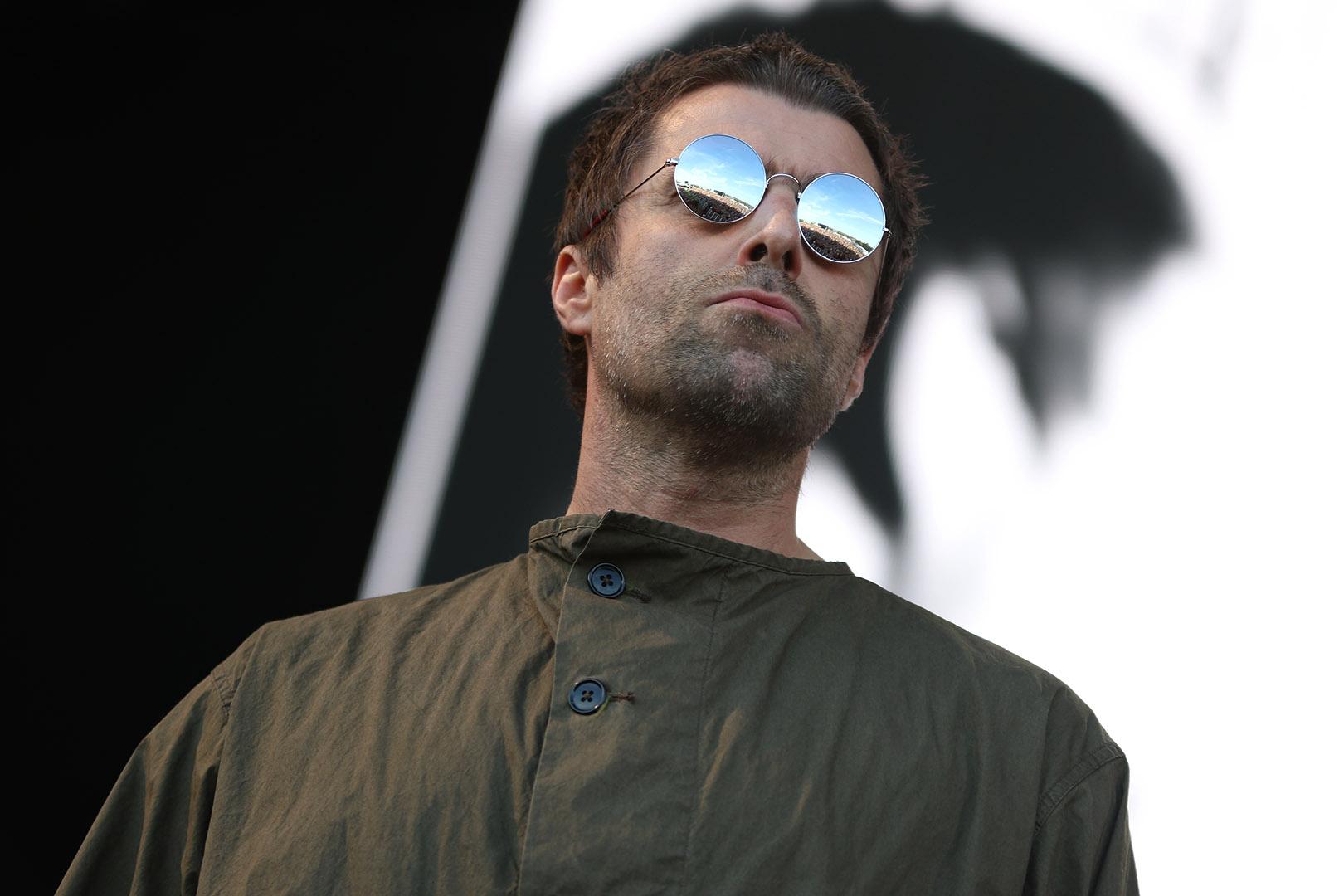 Liam Gallagher - Rodrigo Rivas Ruiz