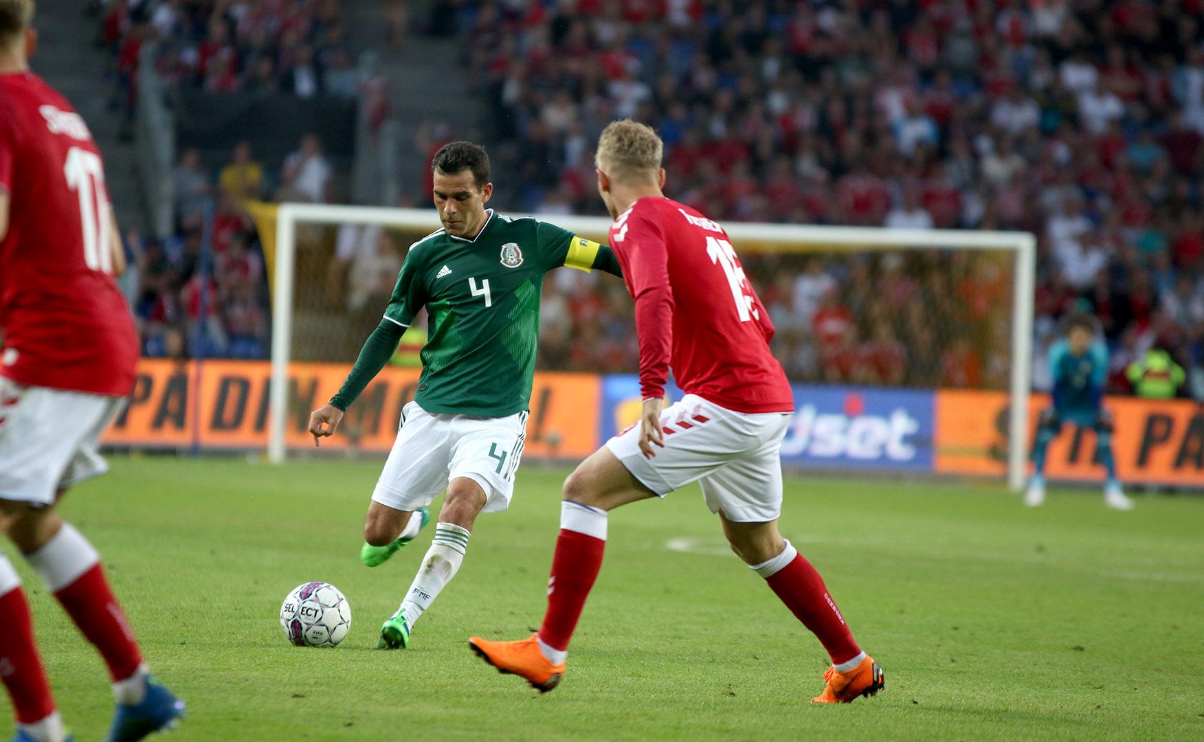Denmark vs Mexico - Rodrigo Rivas Ruiz