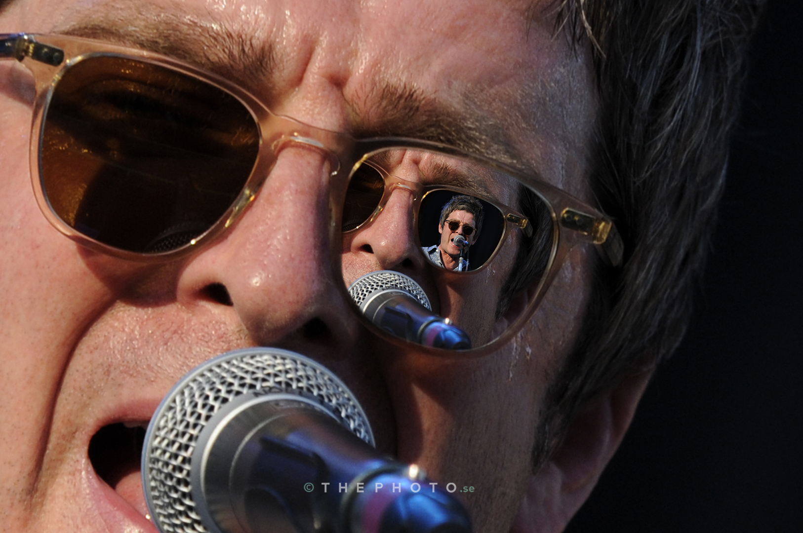 Slip inside the eye of your mind. Noel Gallagher on Don't Look Back in Anger.