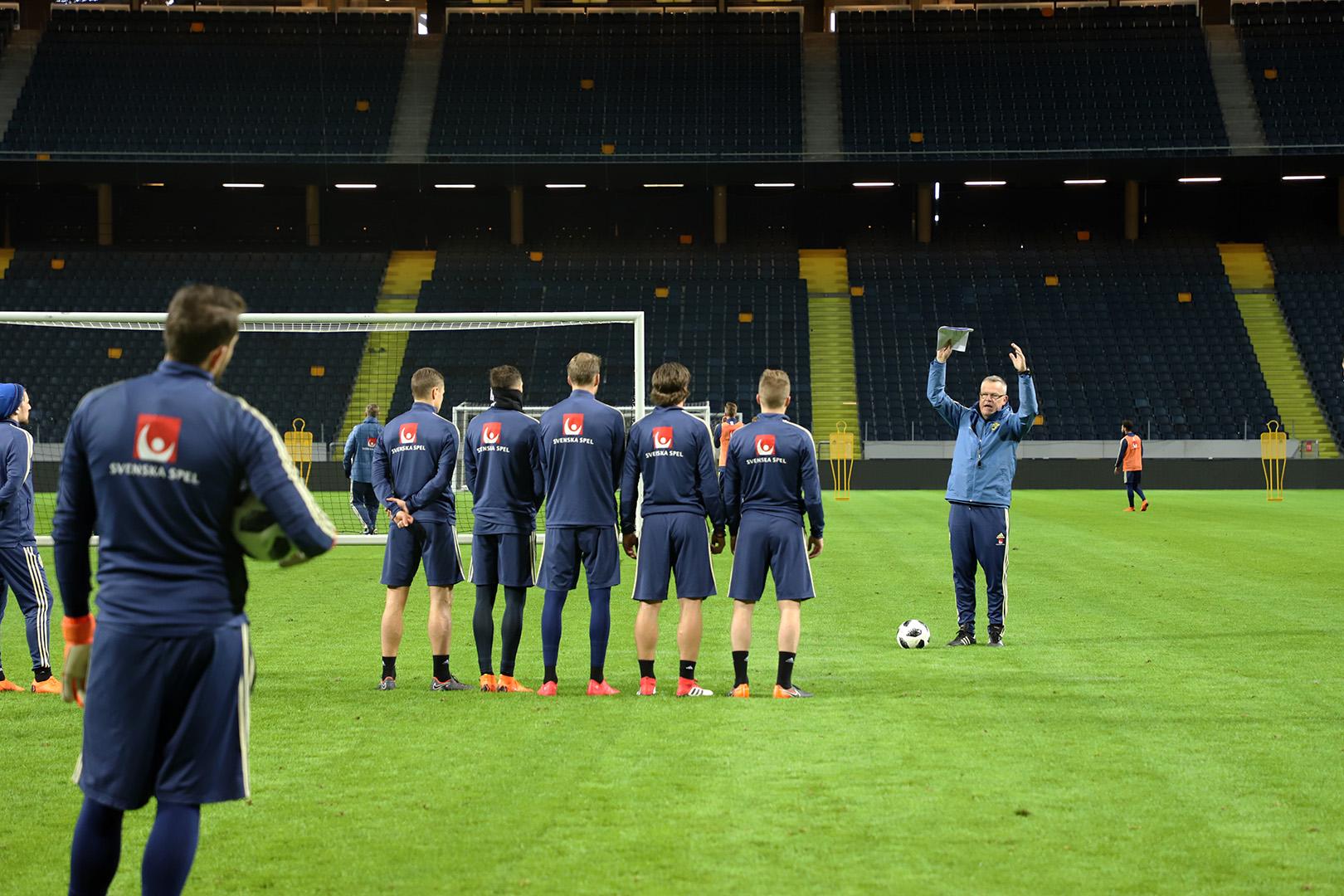 Swedish FF training session - Rodrigo Rivas Ruiz