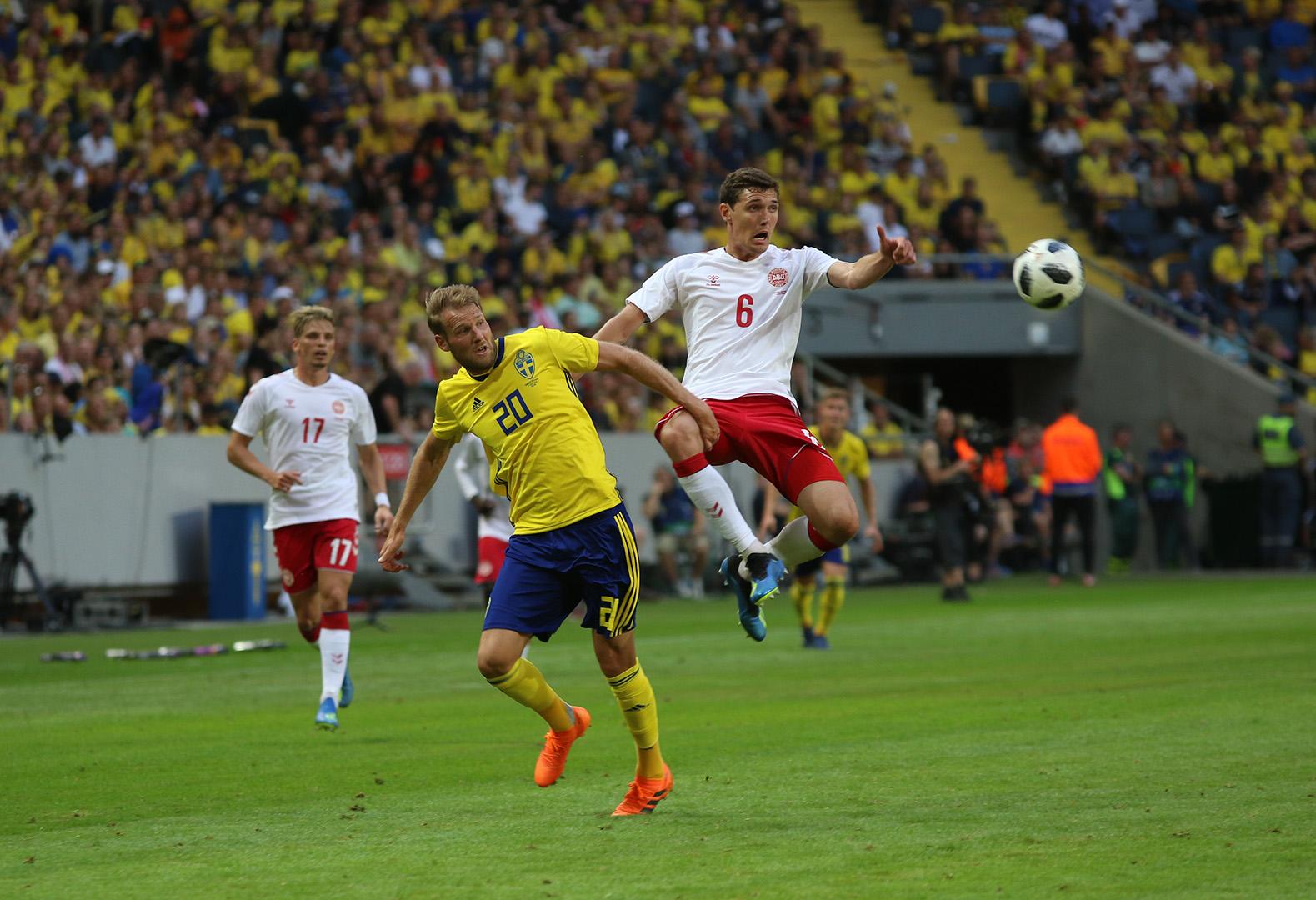 Sweden vs Denmark - Rodrigo Rivas Ruiz